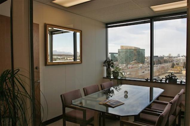 Midtown Executives' Office Suites - Boardroom