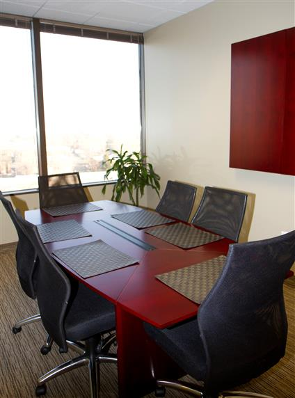 Avanti - Woodland Towers - Exterior Conference Room