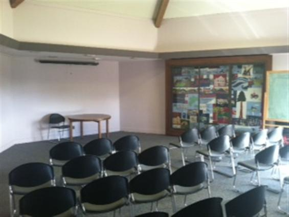 Santa Cruz Public Library, Aptos - Meeting Room