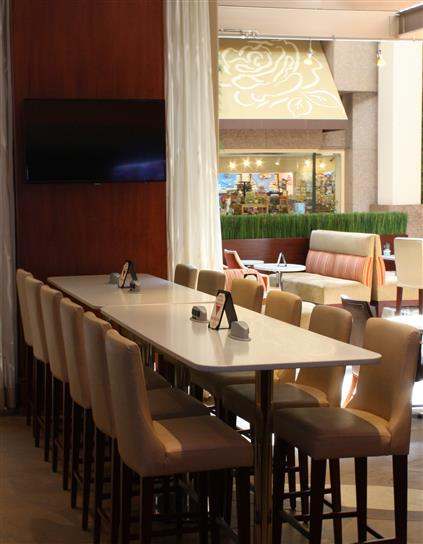 Hilton Charlotte Center City - Connectivity Table
