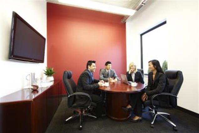 Inspire Business Center - The Strategy Room