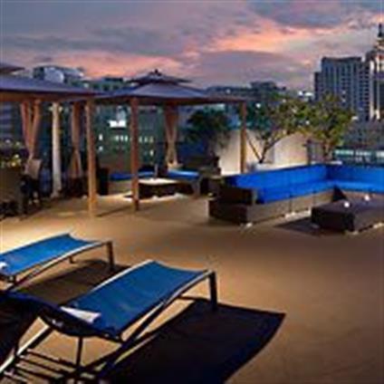 Courtyard Miami Beach South Beach - Rooftop Pool