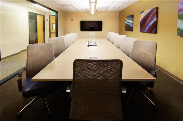 Pacific Workplaces - Pleasant Hill - Shell Ridge Boardroom