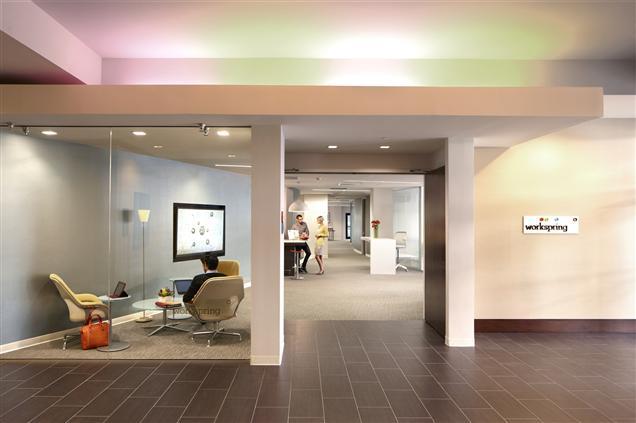 Seattle Marriott Redmond - Workspring Community Space