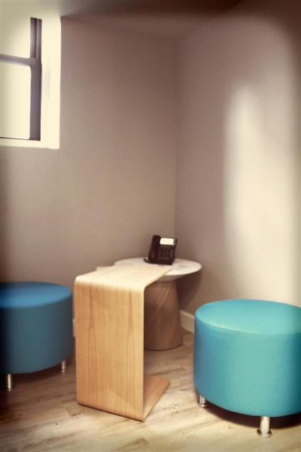 Benjamin's Desk - 1701 Walnut - 1701 Walnut (7th FL) Kite: Phone Room 1