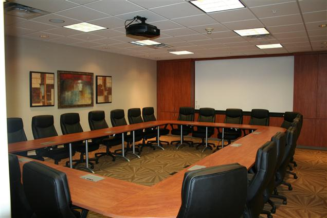 Office Space & Solutions Virginia Beach - VB Board Room