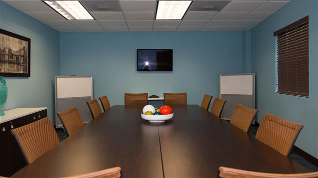 Office 55 - Social Networking Room