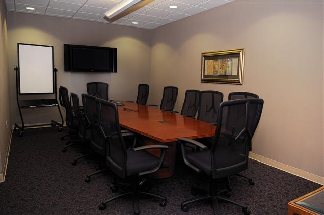 Office Space & Solutions Virginia Beach - Chesapeake Conference Room