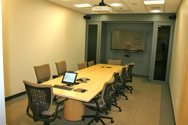 CCS Presentation Systems Headquarters - Executive Boardroom - Seats 10