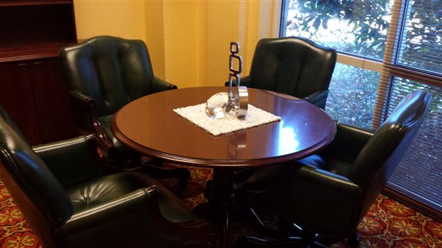 Renaissance Charlotte Suites Hotel - Business Center Office