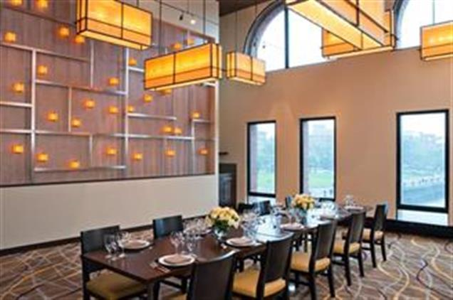 Boston Marriott Long Wharf - Private Dining Room