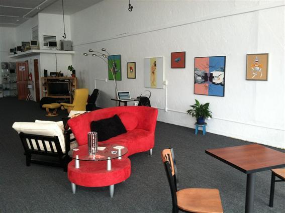 TechLove Coworking - Open Floor