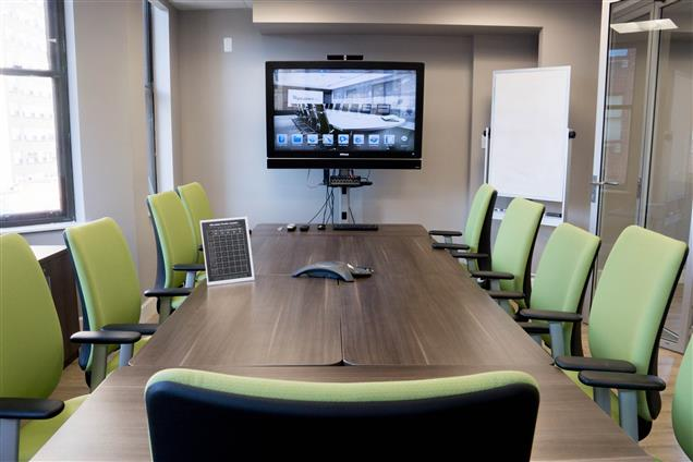Benjamin's Desk - 1701 Walnut - 1701 Walnut (7th FL) Junto: Conf Room
