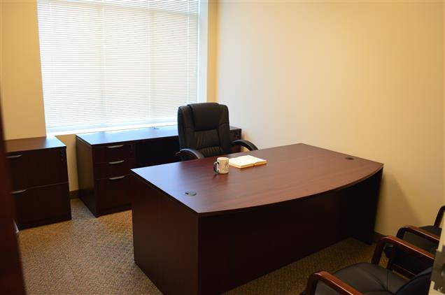 The Technology Center of the Piedmont Triad - Day Office 2