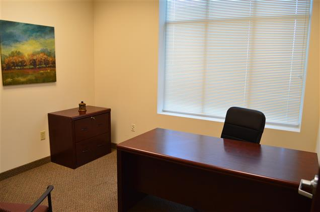 The Technology Center of the Piedmont Triad - Day Office 1