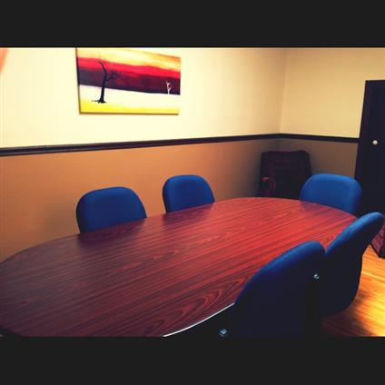 Correll Law Firm, PLC - Law firm conference room