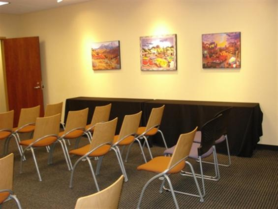 Office Alternatives - Training Room