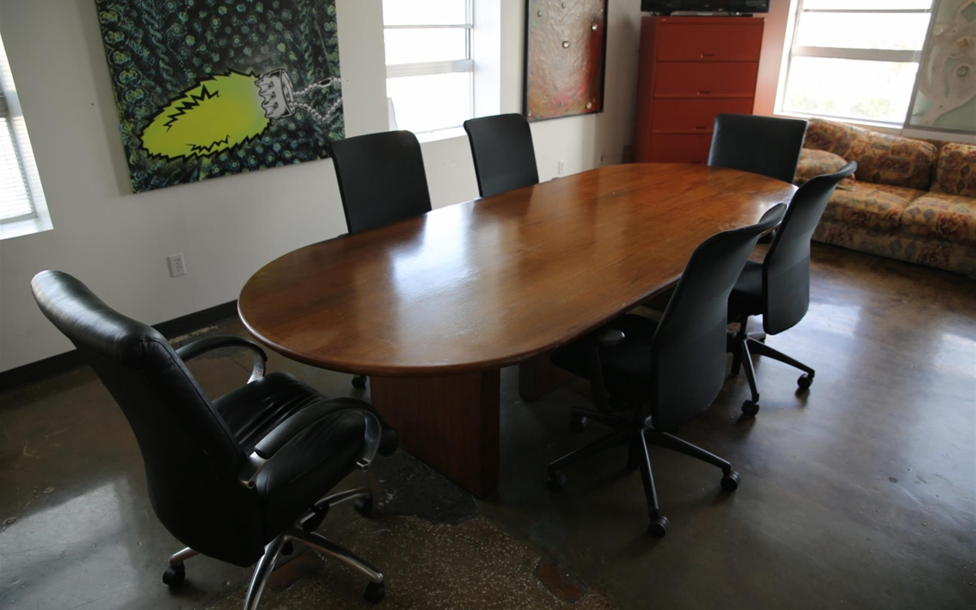 We Labs - Conference Room
