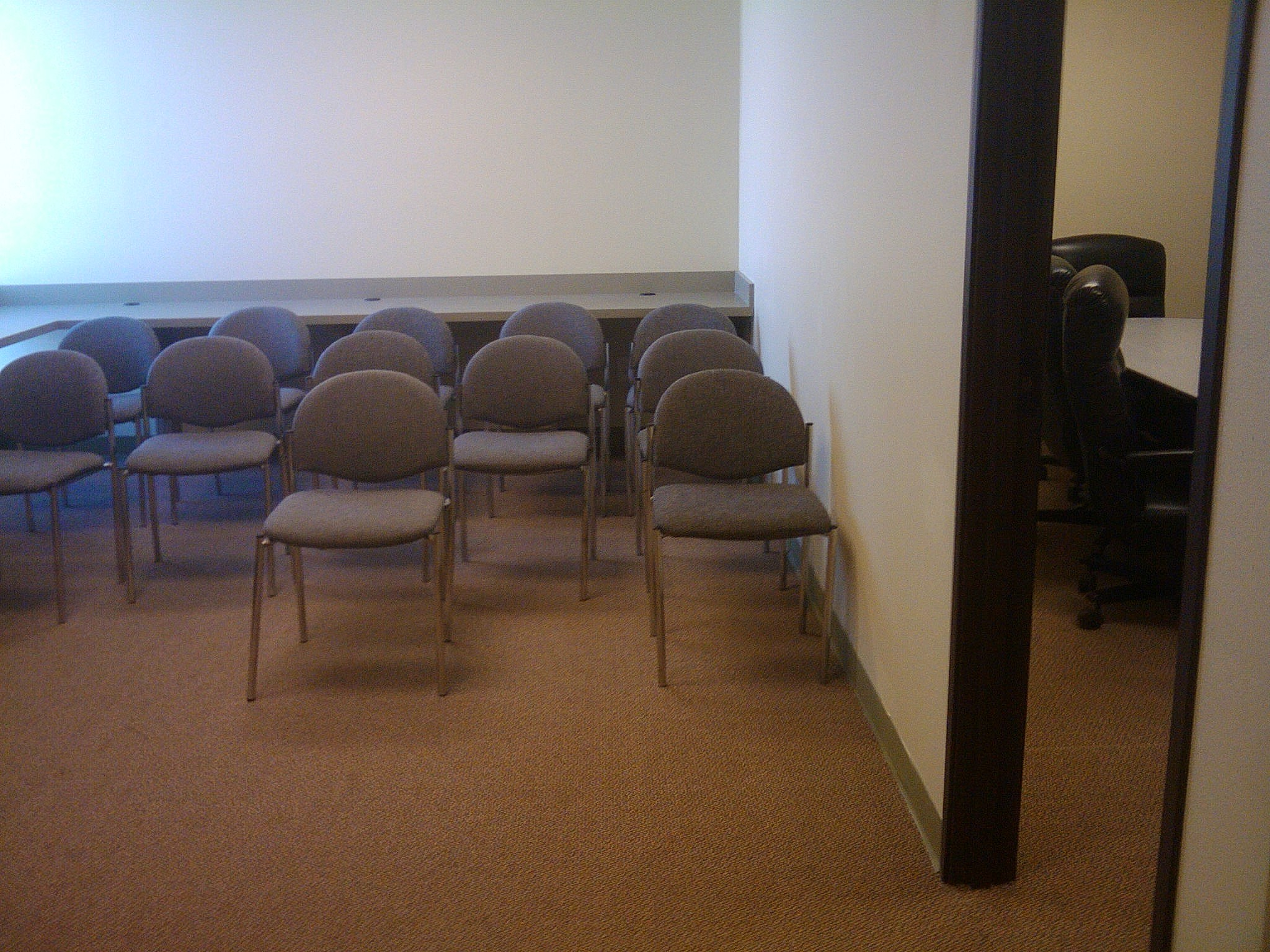 Texas Business Centers - Denton Location - Training Area / Larger Meeting Area