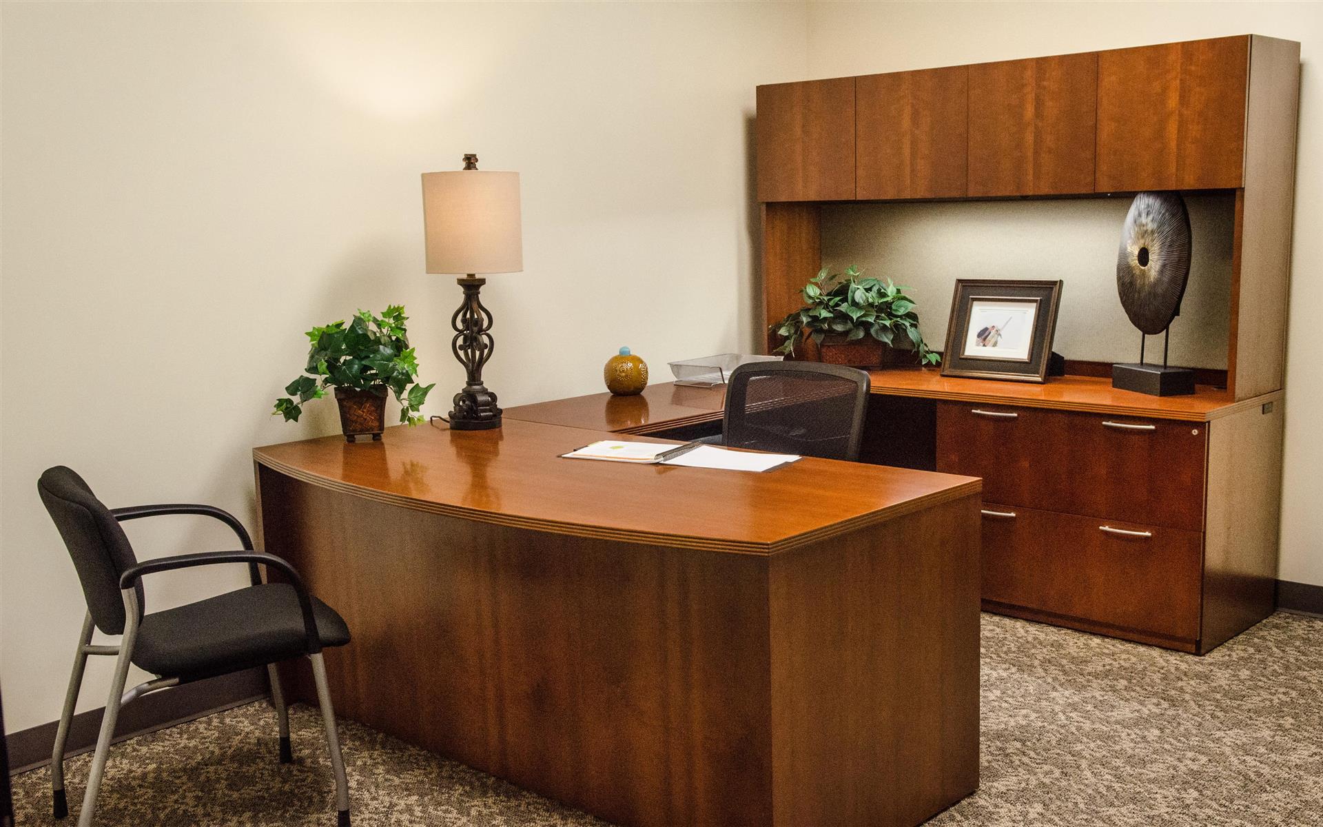 Business Workspaces - Sierra Guest Office