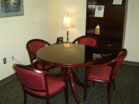 CEO Bedford, Inc. - Meeting Room