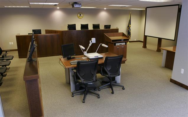 Courtroom - Courtroom
