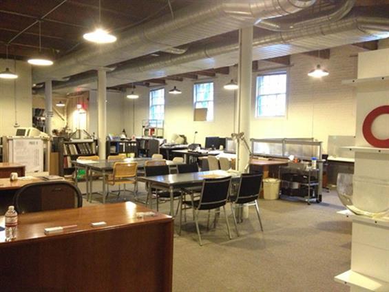 Studio Crossings - Co-working areas