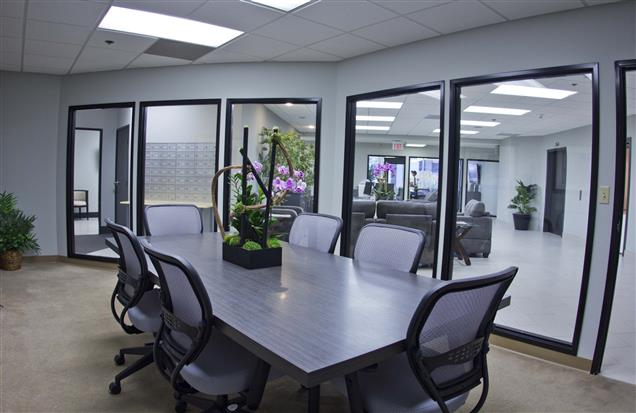 Beach Business Center - Medium Conference Room