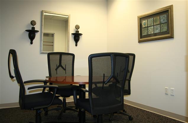 Office Space & Solutions Virginia Beach - Conference Room