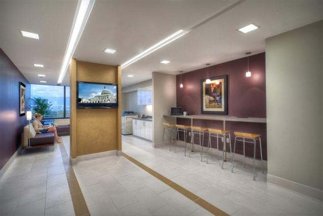 Metro Offices - Dulles/Herndon - Business Lounge