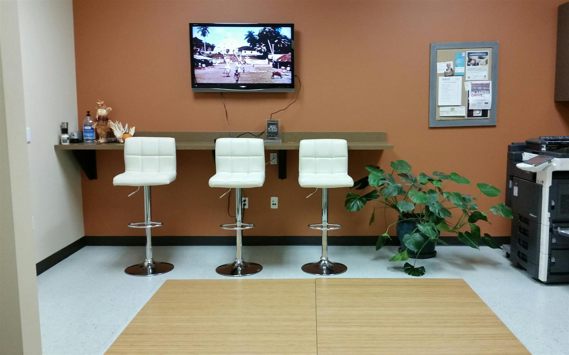 Pacific Workplaces - Greenhaven - The Business Lounge