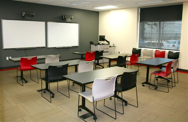 CCS Presentation Systems Headquarters - Training Room - Seats 20