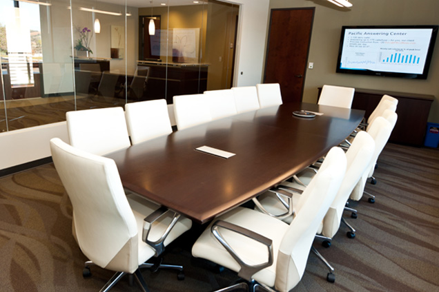 Pacific Workplaces - Carlsbad - Grandview Boardroom