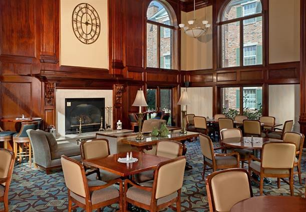 Residence Inn West Orange - Hearth Room