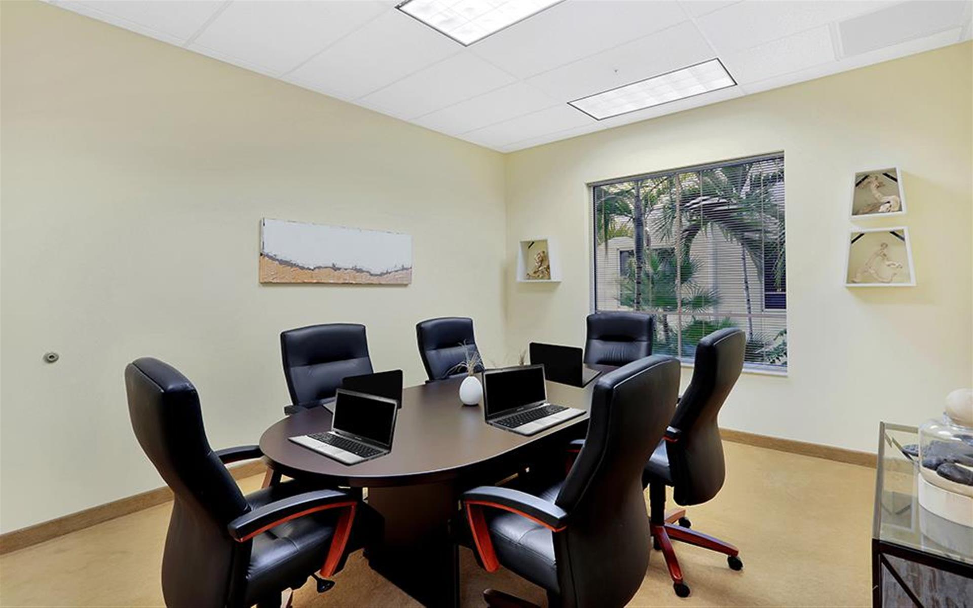 Premier Executive Center- Naples - Small Conference Room 213- Seats 6