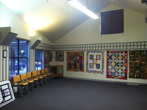 Santa Cruz Public Library, Boulder Creek - Meeting Room