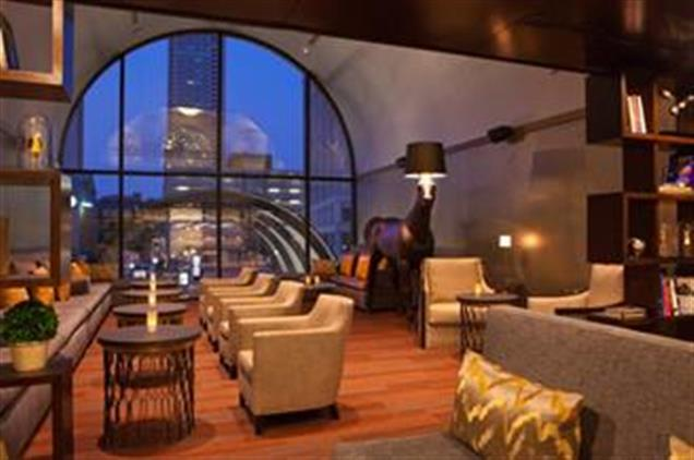 Boston Marriott Long Wharf - Midnight Lounge