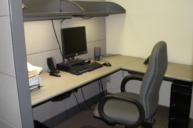 Oakhollow Executive Office - Work Station