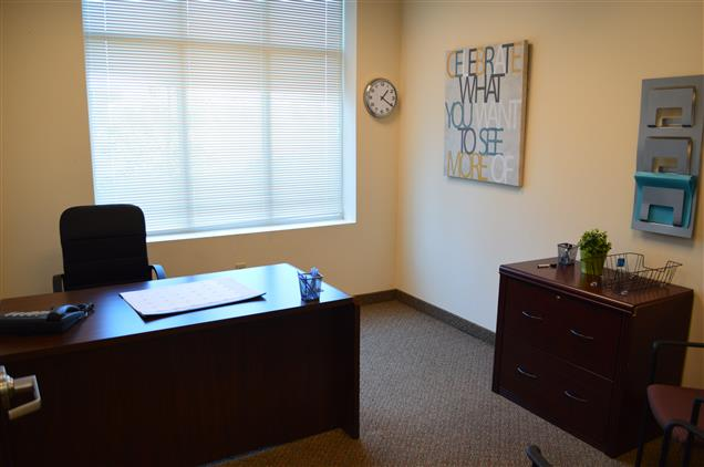 The Technology Center of the Piedmont Triad - Day Office 3