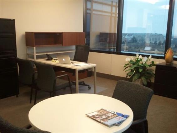 Metro Offices - Ballston - Private Office