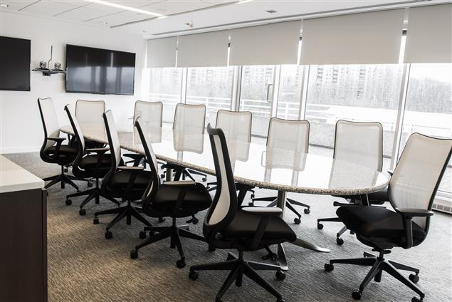 Source Office Suites Tysons Corner - The Grove Executive Boardroom