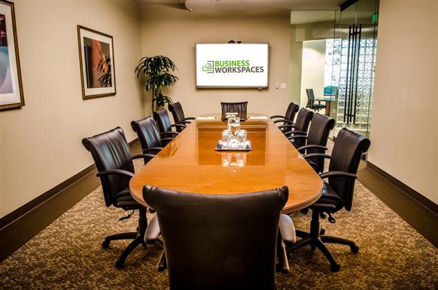 Business Workspaces - Serrano Board Room