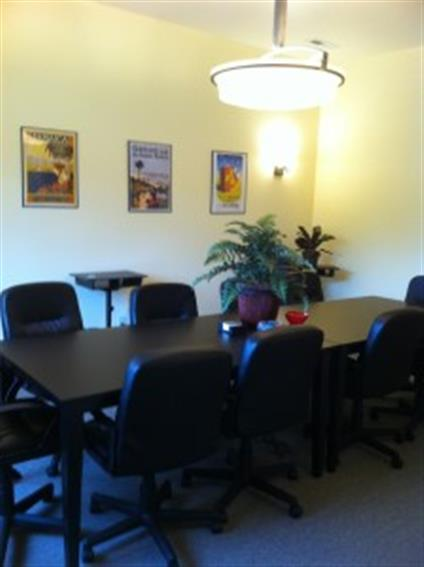 The Office Sandpoint - Corporate Conference Room