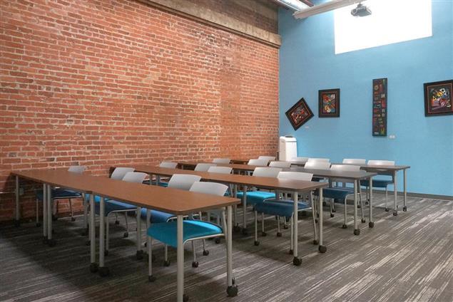 BLANKSPACES DTLA - Large Training Room/Classroom