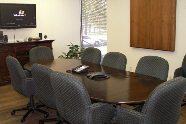 Oakhollow Executive Office - Large Conference Room
