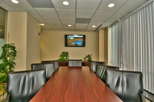 Source Office Suites Reston - Conference Room
