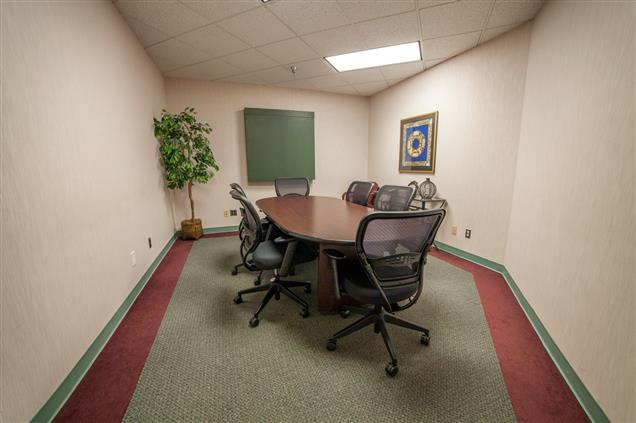 Source Office Suites Rockville - Conference Room