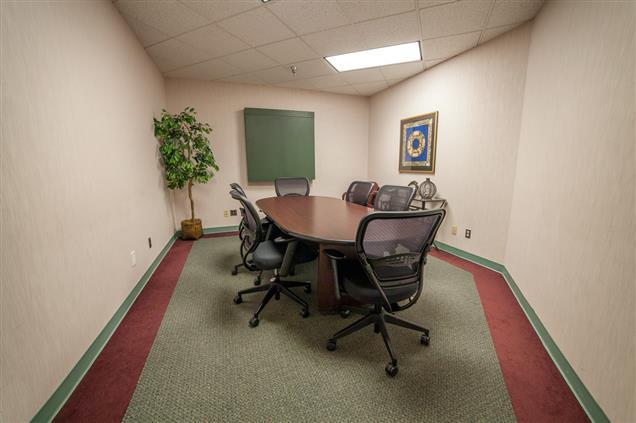 Source Office Suites Rockville - Conference Room